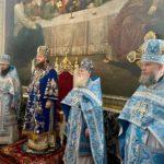 Архієпископ Феодосій звершив архіпастирський візит в Покровський Красногірський  монастир