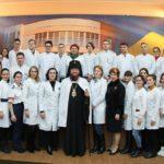 Архієпископ Феодосій прочитав відкриту лекцію студентам Черкаської медичної академії
