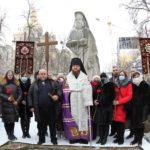 100-річчя священства свт.Луки (Войно-Ясенецького): у Черкасах біля пам'ятника святителя освятили халати медпрацівників