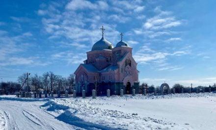 Архієпископ Черкаський і Канівський Феодосій звершив Літургію в храмі с.Степанівка