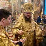Архієпископ Феодосій звершив всенічне бдіння напередодні Неділі про митаря і фарисея