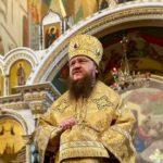 Архиепископ Феодосий совершил Литургию в Неделю о мытаре и фарисее