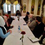 Архієпископ Феодосій провів розширену нараду з намісниками і співробітниками Архієрейських подворій м.Черкаси