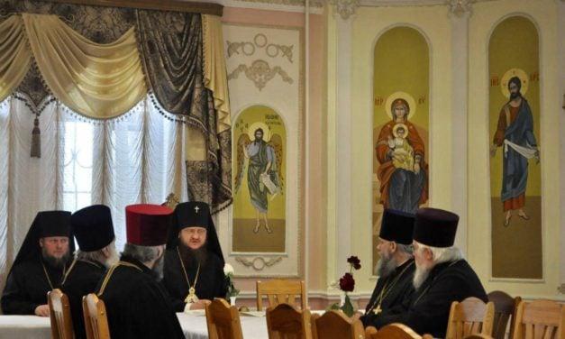 В Черкаській єпархії під головуванням вікарного єпископа заснована Пенсійно-піклувальна Рада єпархії
