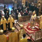 Архієпископ Феодосій звершив всенічне бдіння напередодні Неділі про блудного сина