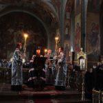 У перший день Великого посту архієпископ Феодосій звершив читання покаянного канону прп.Андрія Критського