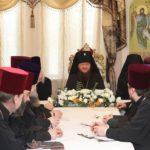 Архієпископ Феодосій провів розширену нараду з благочинними та головами відділів Черкаської єпархії