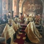 Архиепископ Феодосий совершил всенощное бдение накануне Недели мясопустной