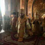 Архієпископ Феодосій звершив всенічне бдіння напередодні Неділі м'ясопусної