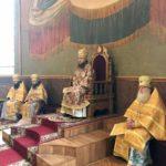 Архієпископ Феодосій звершив Літургію в Неділю сиропустну