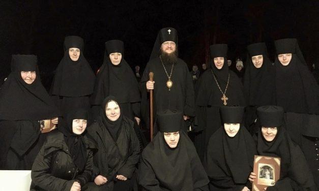 Архиепископ Феодосий завершил чтение покаянного канона прп. Андрея Критского