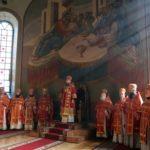 Відбулися спільна сповідь та соборна Літургія духовенства Черкаського благочинного округу