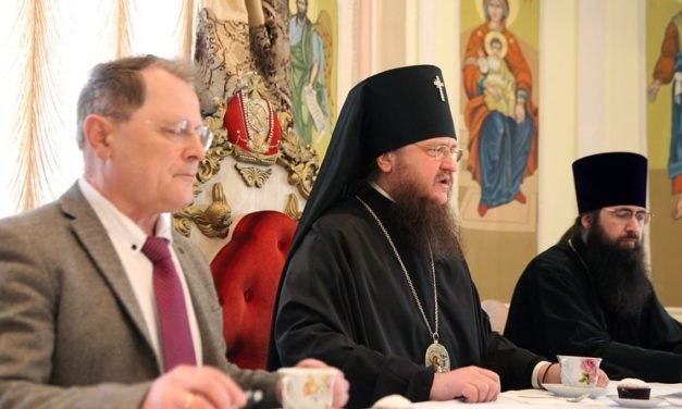 Состоялось расширенное заседание Архитектурно-строительной комиссии Черкасской епархии