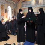 Архієпископ Феодосій очолив престольне свято в скиту Мотронинського монастиря