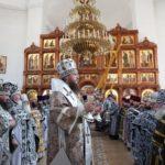 Відбулися спільна сповідь та соборна Літургія духовенства Корсунь-Шевченківського благочинного округу