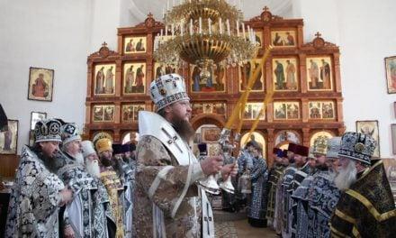 Состоялись общая исповедь и соборная Литургия духовенства Корсунь-Шевченковского благочинного округа