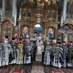 Відбулися спільна сповідь та соборна Літургія духовенства Золотоніського та Канівського благочинних округів Черкаської єпархії