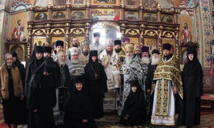 Состоялись общая исповедь и соборная Литургия духовенства Шполянского и Катеринопольского благочинных округов Черкасской епархии