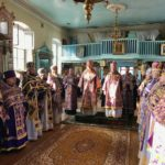 В Черкасской епархии отметили годовщину архиерейской хиротонии епископа Золотоношского Иоанна