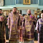 У Черкаській єпархії відзначили річницю архієрейської хіротонії єпископа Золотоніського Іоанна