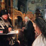Архієпископ Феодосій звершив чернечий постриг у Спасо-Преображенському Стеблівському жіночому монастирі