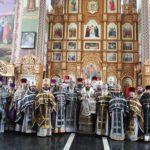 Відбулися спільна сповідь та соборна Літургія духовенства Чигиринського і Кам'янського благочинних округів Черкаської єпархії