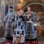 Архієпископ Феодосій очолив утреню з читанням Великого покаянного канону