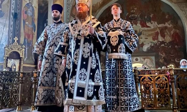 Архиепископ Феодосий возглавил утреню с чтением Великого покаянного канона