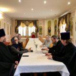 Відбулася нарада Відділу з церковної благодійності та соціального служіння Черкаської єпархії