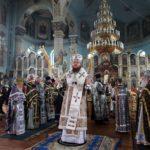 Відбулися спільна сповідь та соборна Літургія духовенства Смілянського і Городищенського благочинних округів Черкаської єпархії