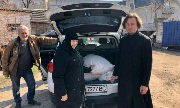 Відділ з благодійності Черкаської єпархії забезпечив монастирі зерновими культурами