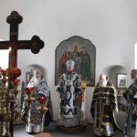 Архієпископ Феодосій звершив Божественну літургію Передосвячених Дарів у Свято-Миколаївському Лебединському жіночому монастирі