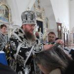 Архієпископ Феодосій звершив чернечий постриг у Свято-Миколаївському Лебединському жіночому монастирі