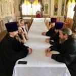 Відбулося спільне засідання Відділів місіонерсько-просвітницького і з церковної благодійності Черкаської єпархії