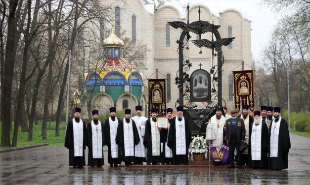 В Черкасской епархии почтили память Героев-ликвидаторов на Чернобыльской АЭС