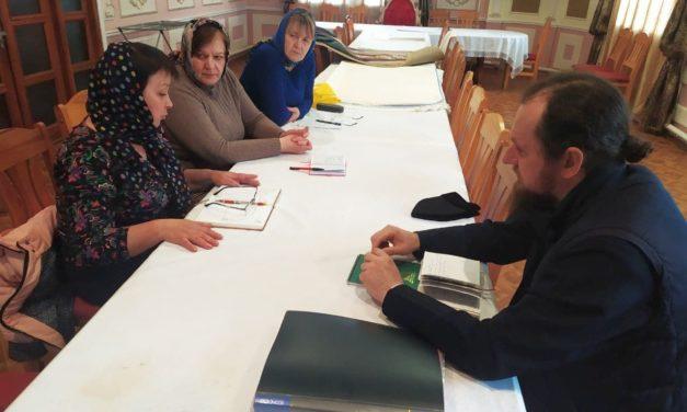 Відбулося засідання відділу релігійної освіти та катехізації Черкаської єпархії