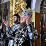 Архієпископ Феодосій звершив Літургію Передосвячених Дарів у Велику Середу