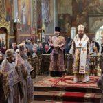 Архієпископ Феодосій звершив Літургію у Великий Четвер