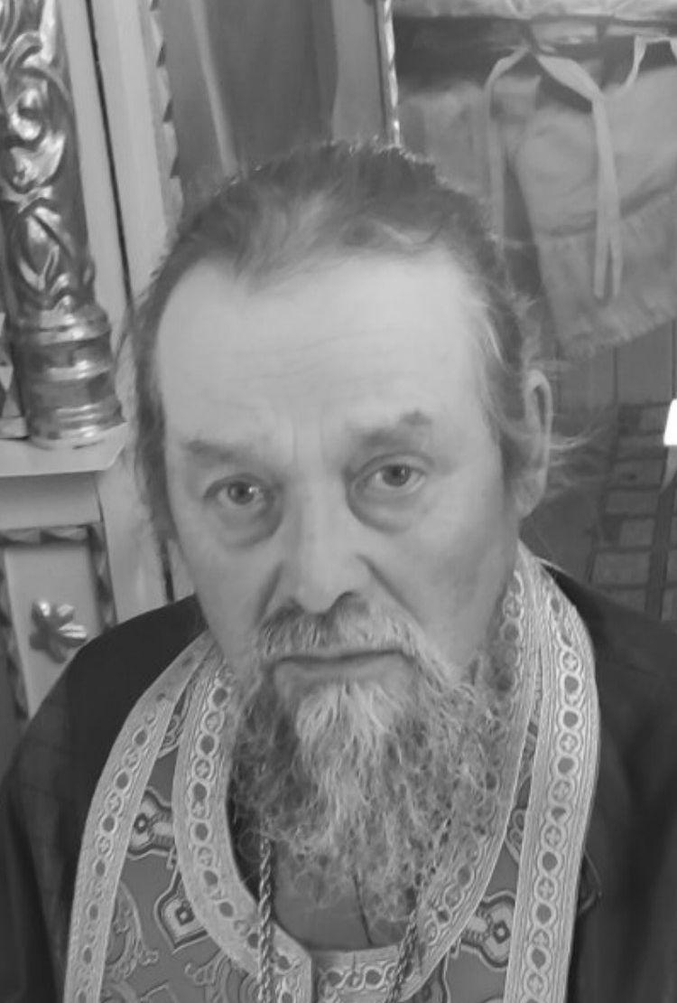 В свой День Ангела, после причастия святых Христовых Тайн отошел ко Господу клирик Черкасской епархии