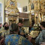У Черкаській єпархії вшанували Дубенську ікону Божої Матері