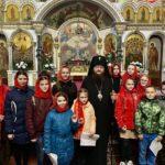 В день свята Світлого Христового Воскресіння архієпископ Феодосій звершив Пасхальну велику вечірню