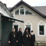 Архієпископ Феодосій оглянув хід будівництва резиденції Черкаських і Канівських архієреїв в Каневі
