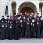 У Світлий Понеділок архієпископ Феодосій очолив Велику вечірню з чином поздоровлення у кафедральному соборі Черкас