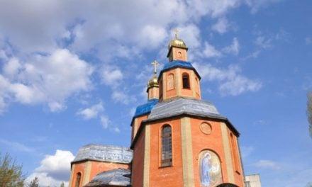 Архиепископ Феодосий совершил Пасхальную утреню на Христо-Рождественском архиерейском подворье в Черкассах
