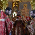 Архієпископ Черкаський і Канівський Феодосій звершив Божественну літургію в Неділю 2-гу після Пасхи