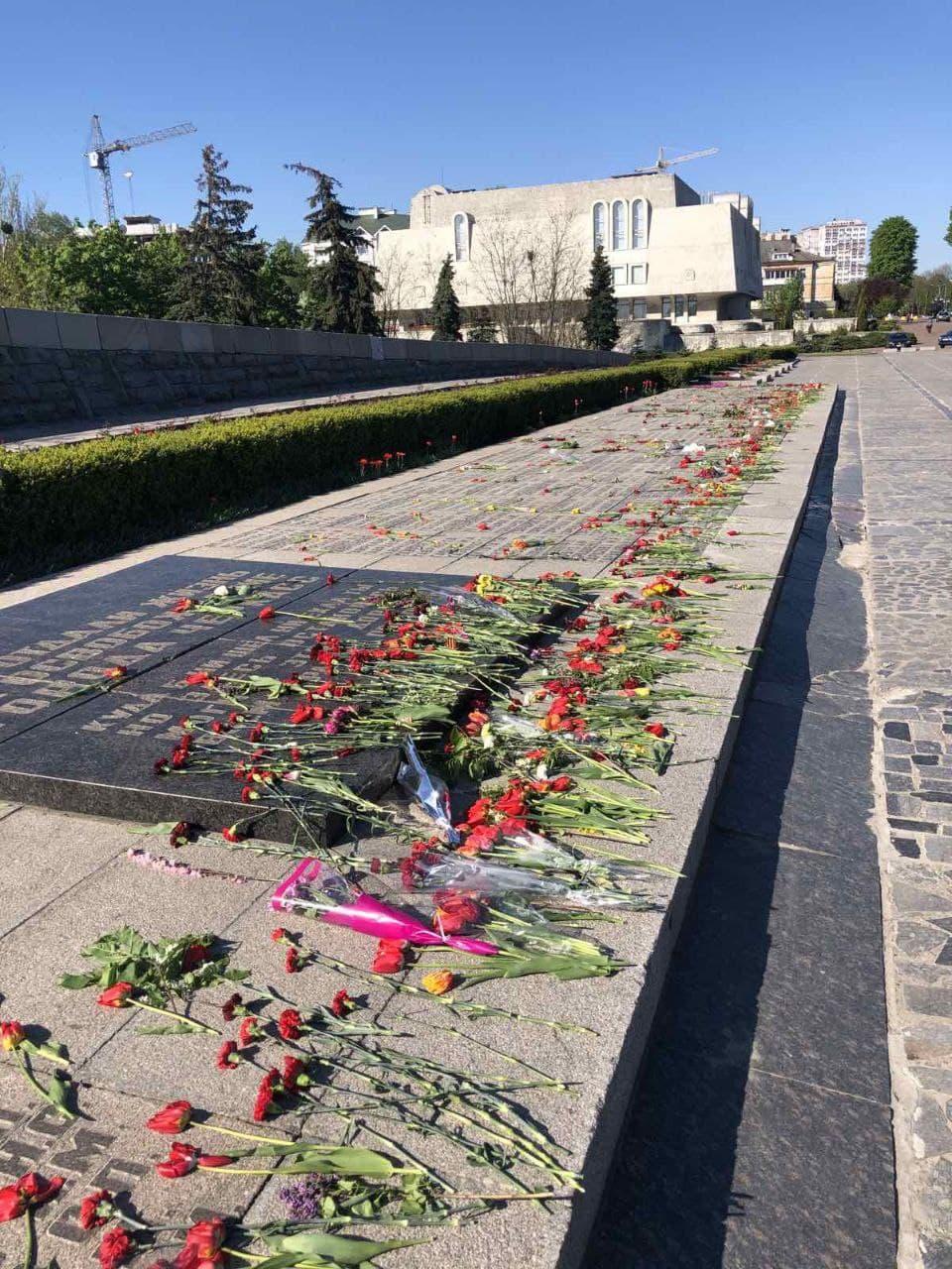 В Черкасской епархии почтили память жертв Великой Отечественной войны