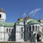Архиепископ Феодосий совершил освящение престола в боковом приделе Свято-Успенского собора г.Золотоноша