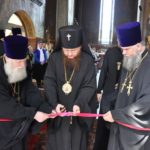 У Черкаській єпархії відкрилася виставка єпархіальної іконописної школи-майстерні