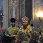 Напередодні дня пам'яті прп.Феодосія Києво-Печерського архієпископ Феодосій звершив всенічне бдіння у Архангело-Михайлівському кафедральному соборі м.Черкаси