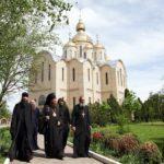 Архієпископ Черкаський і Канівський Феодосій вшанував День свого небесного покровителя